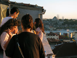 ALANistanbul Terrace