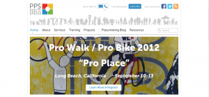 project for public spaces home page