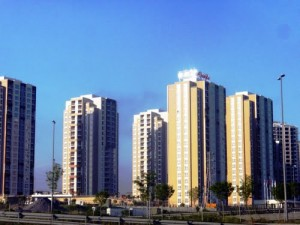 A Public Housing Project in Istanbul