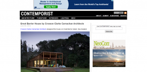 Contemporist homepage