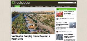 treehugger homepage