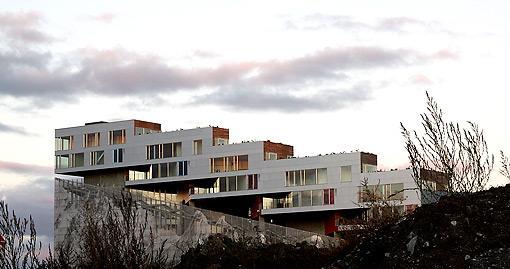Ørestad, Denmark