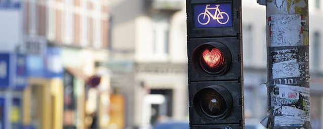Bicycle Traffic Light