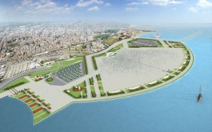 Municipality's Project for the Rally Square on the Landfill in Yenikapi, Istanbul