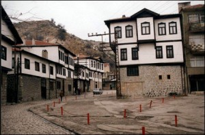 Conservation of Traditional Turkish Houses