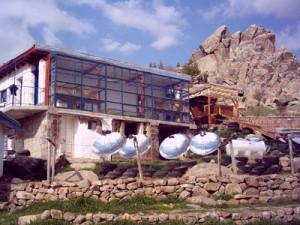 Kerkenes Eco-Center in Ankara, Turkey