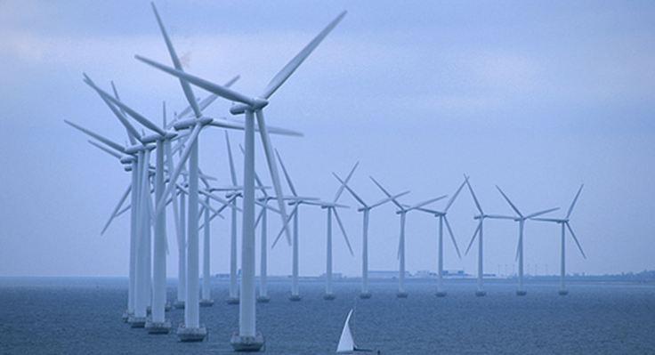 Middelgrunden Wind Power Plant, Copenhagen