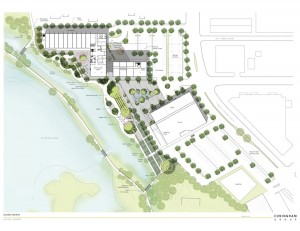 Lyndale Gardens Site Plan