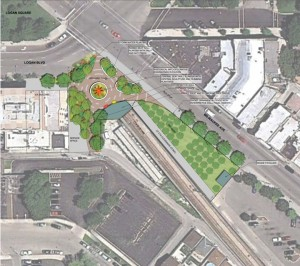 Plaza and Orchard Plan