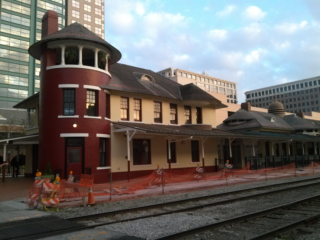 SunRail breathes new life into the historic Church Street station in Downtown Orlando.