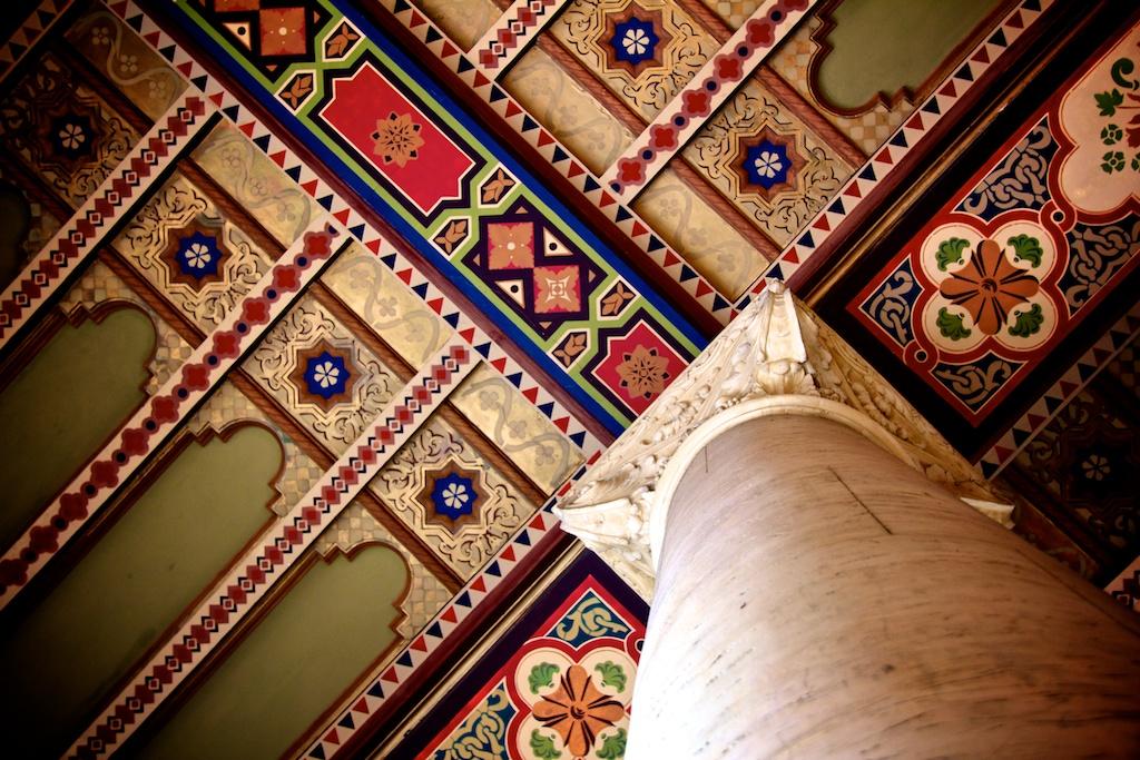 Biltmore Lobby Detail