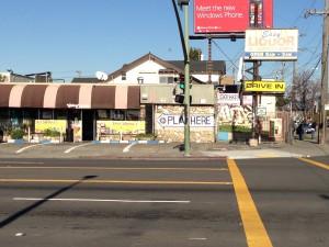 Corner Liquor Store in Oakland