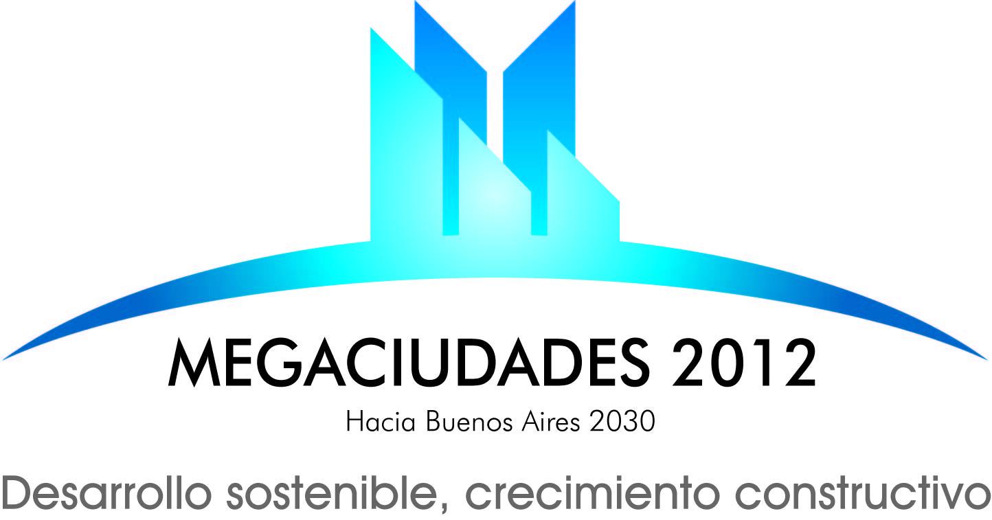 Logo for Megaciudades 2012