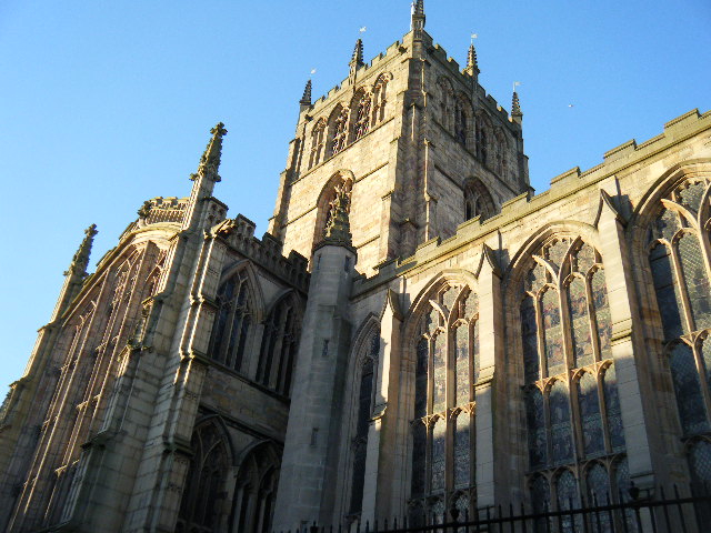 Nottingham Minster Crowdsourcing Tourism