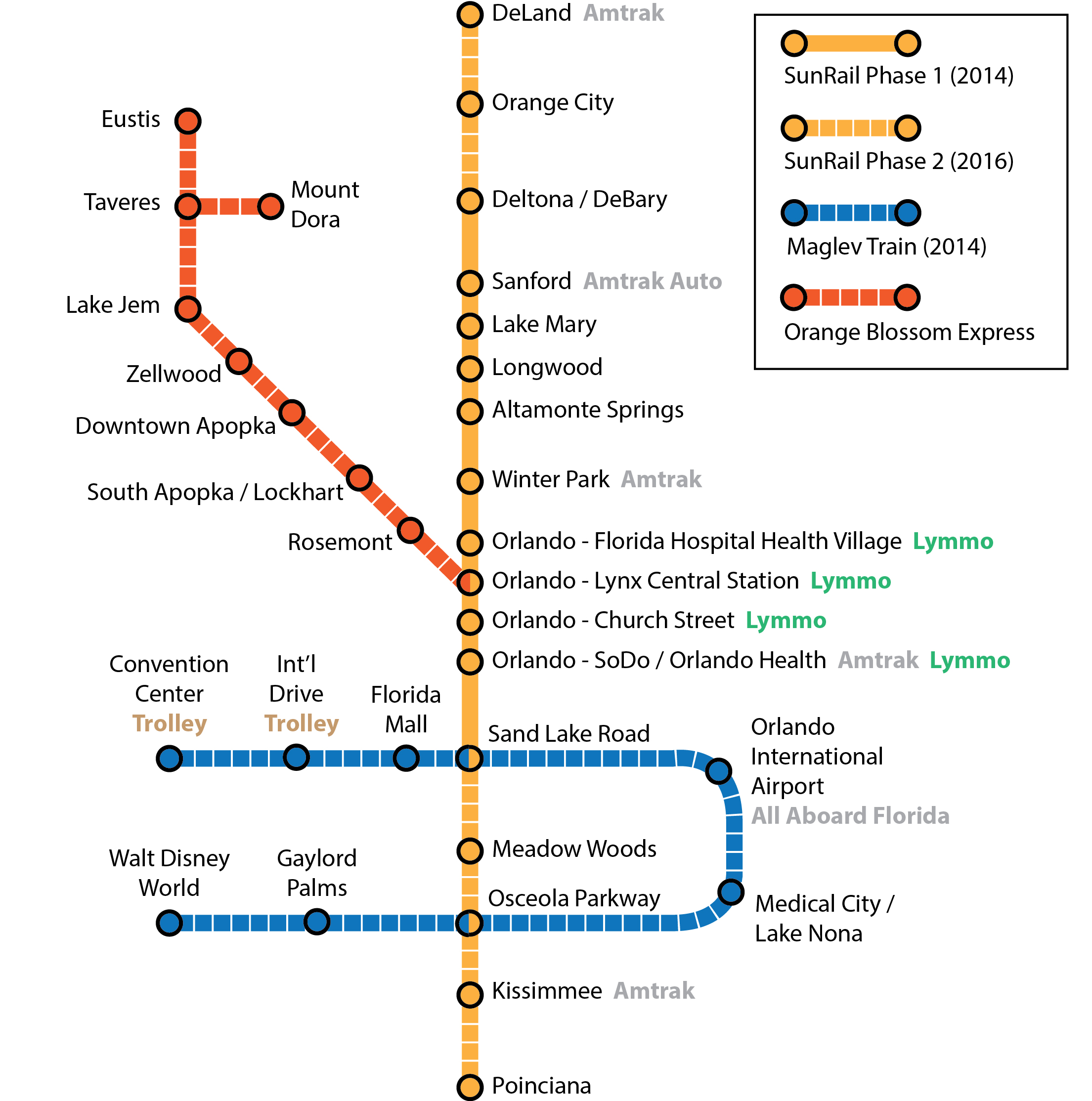 What Orlando's transit system could look like in the next few years