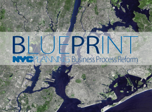 BluePrint Presentation Cover Page