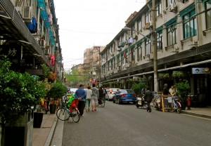 Shanghai's Former French Concession