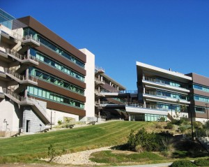 Rady School of Management on UCSD campus