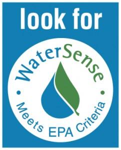 Look for Water Sense Meets EPA Criteria