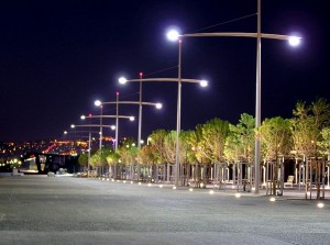 New Waterfront of Thessaloniki, Greece