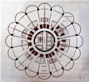 Marina City Floor Plan