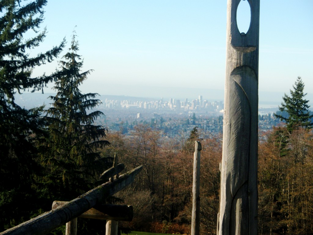 View of Metro Vancouver