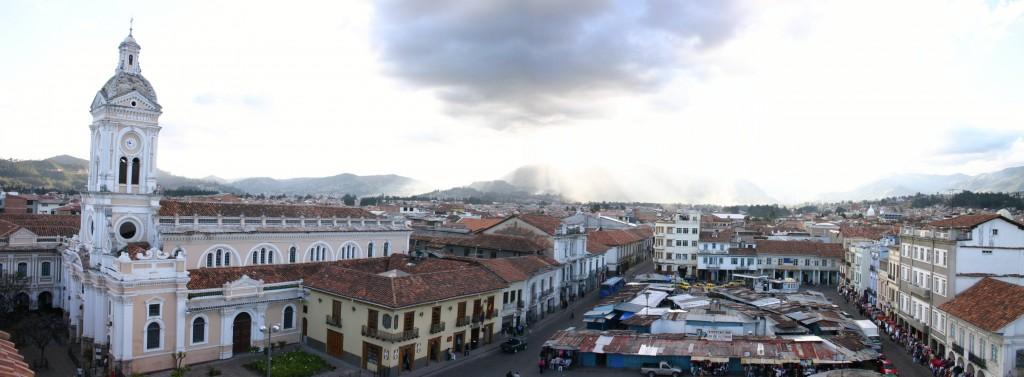 The Historical Center of Cuenca, Ecuador