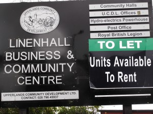 Linenhall business and community centre