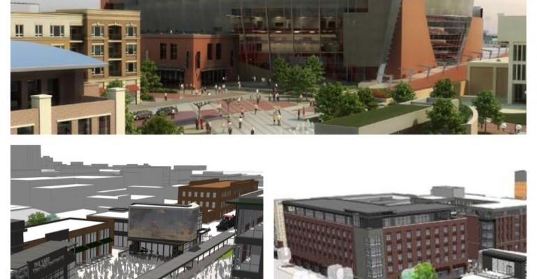 Innovation In Revitalization: The Lincoln, Nebraska Haymarket Development Project