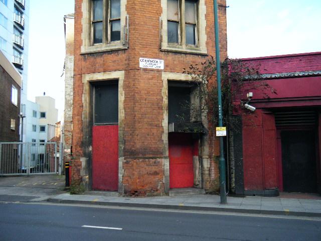Abandoned Building in Nottingham