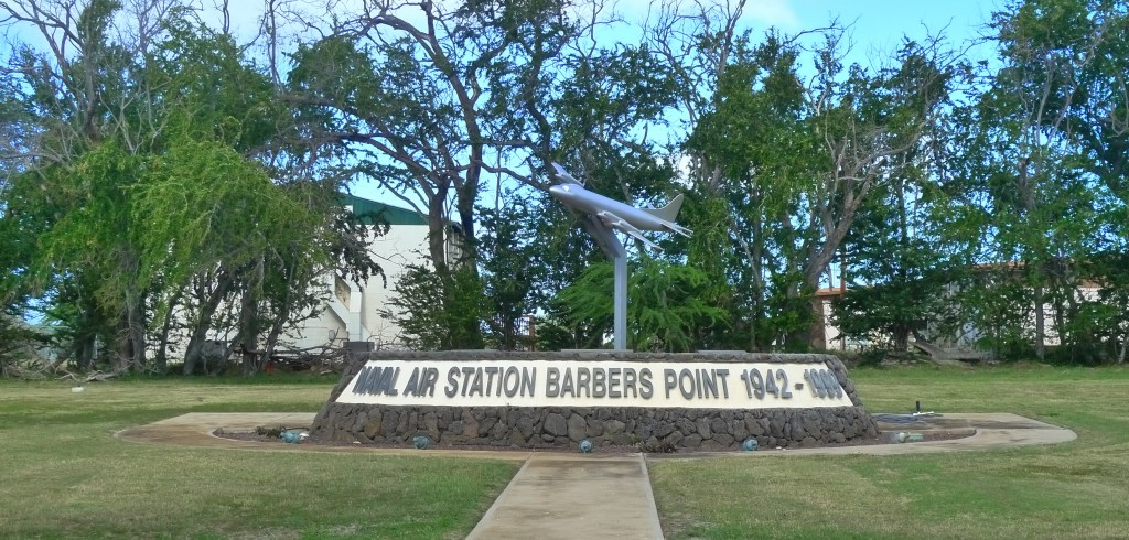 Naval Air Station Barbers Point