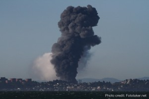 Richmond Chevron Refinery Explosion