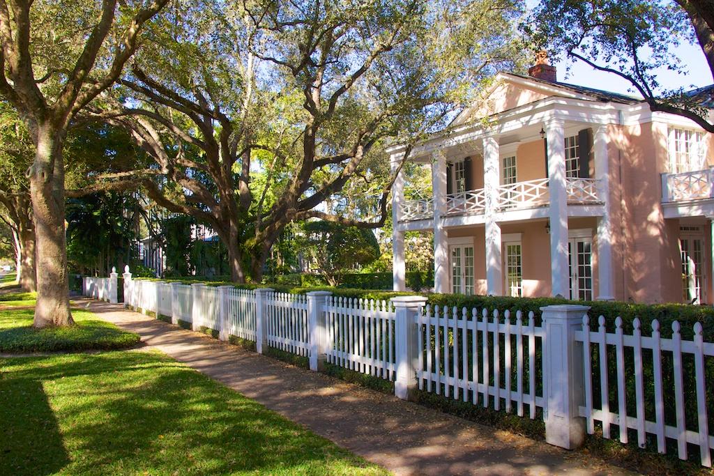 Florida Pioneer/Colonial Village