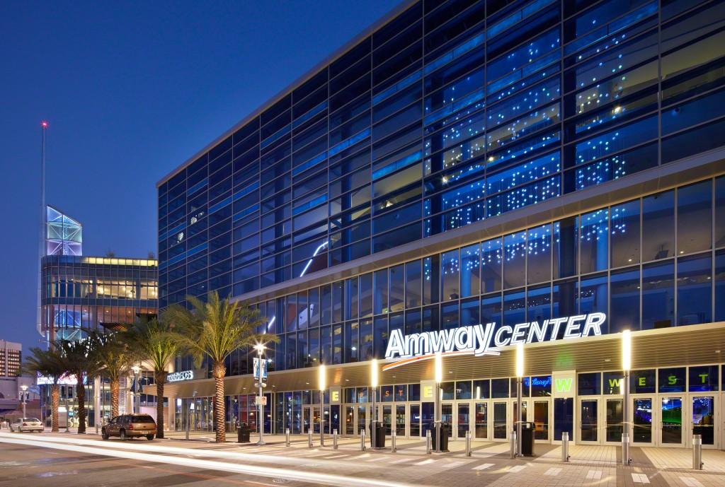 Amway Center Orlando Florida
