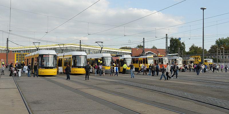 Modes of transport/ public transport Berlin