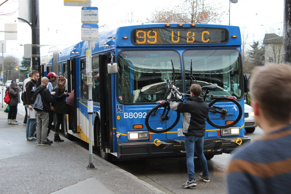 The Broadway Corridor is already North America's busiest bus route