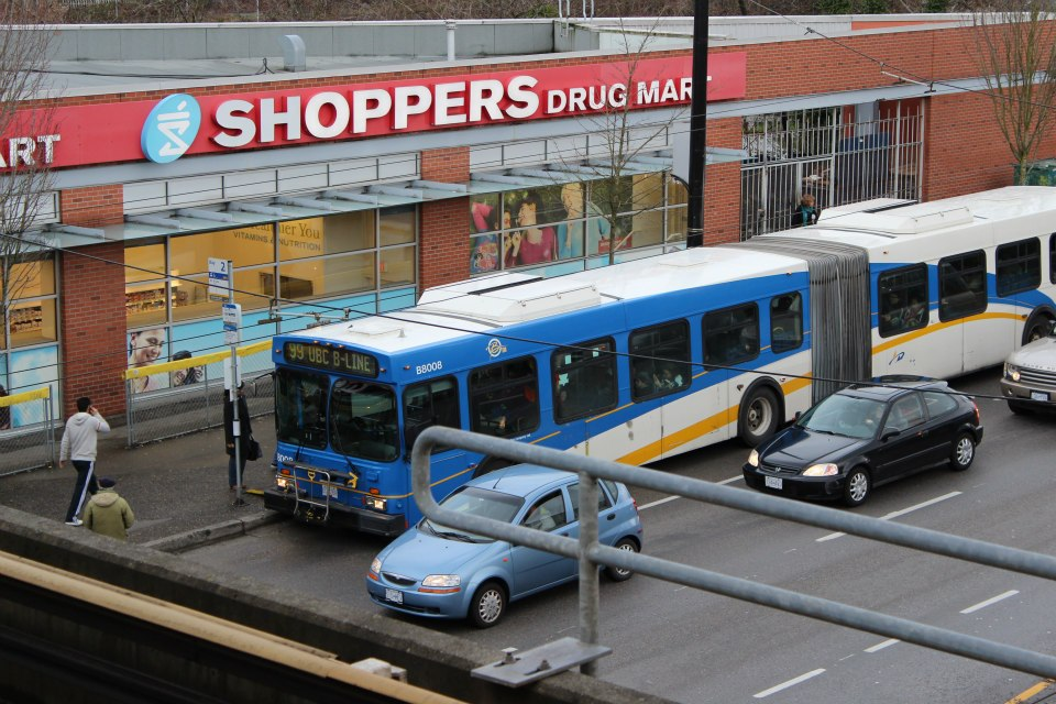 A study has been launched into the transit future of the corridor