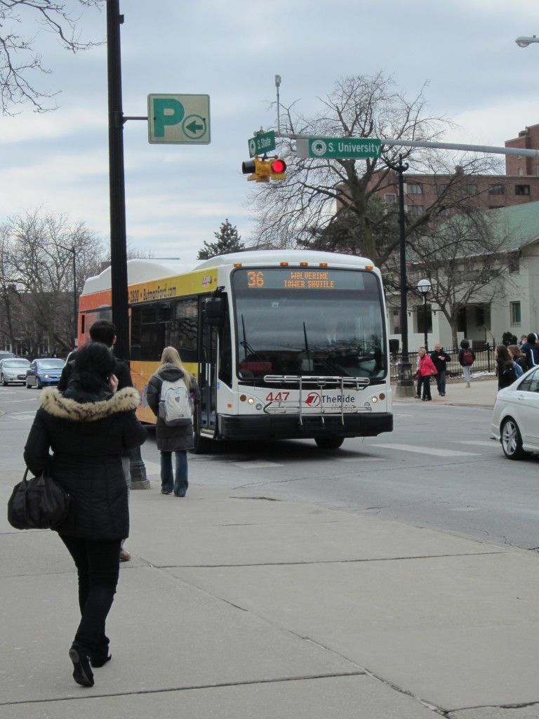 Ann Arbor Transit Authority