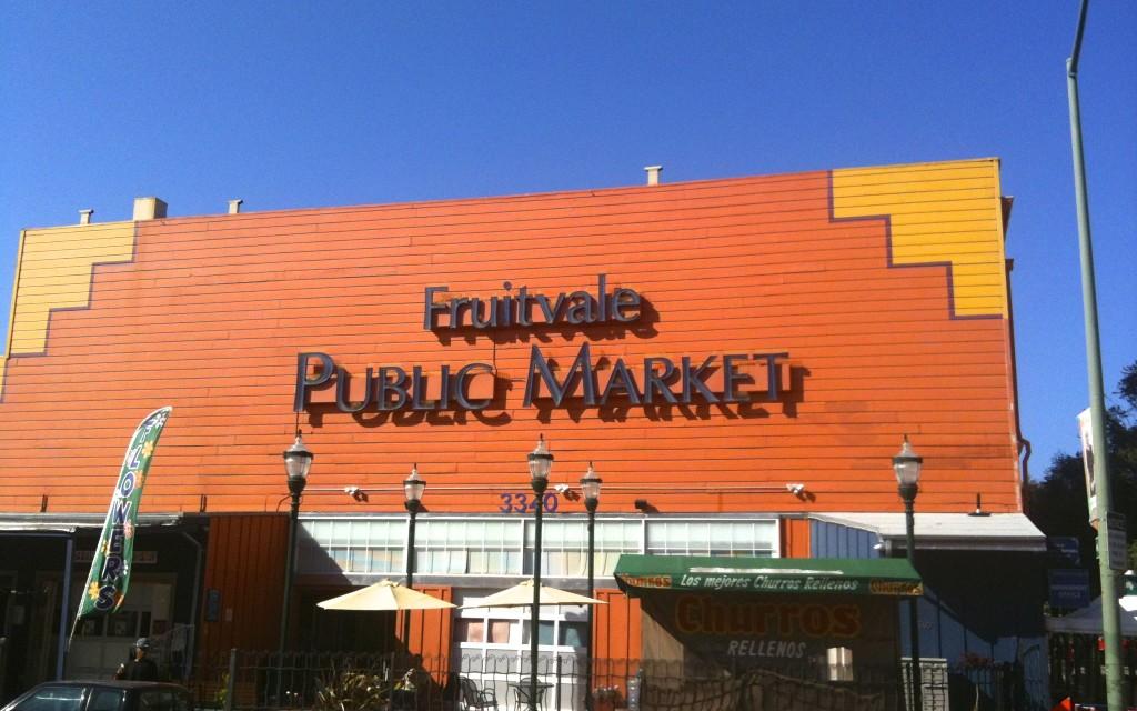 Fruitvale public market Oakland
