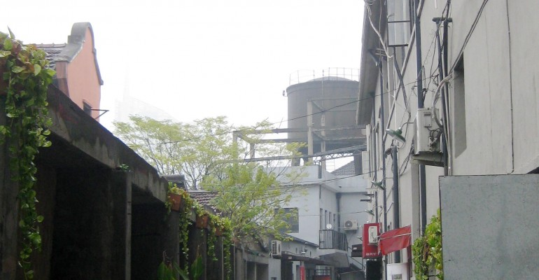 Creative Space in the City: Shanghai, China's M50 Art District
