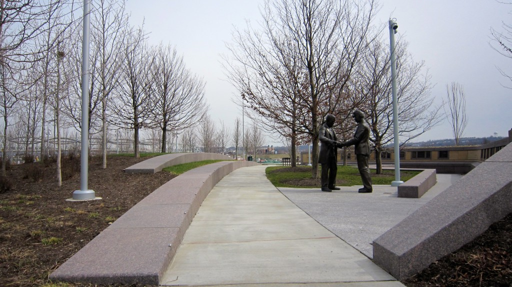 Central Riverfront Urban Design Master Plan Poised to Reach Project Vision