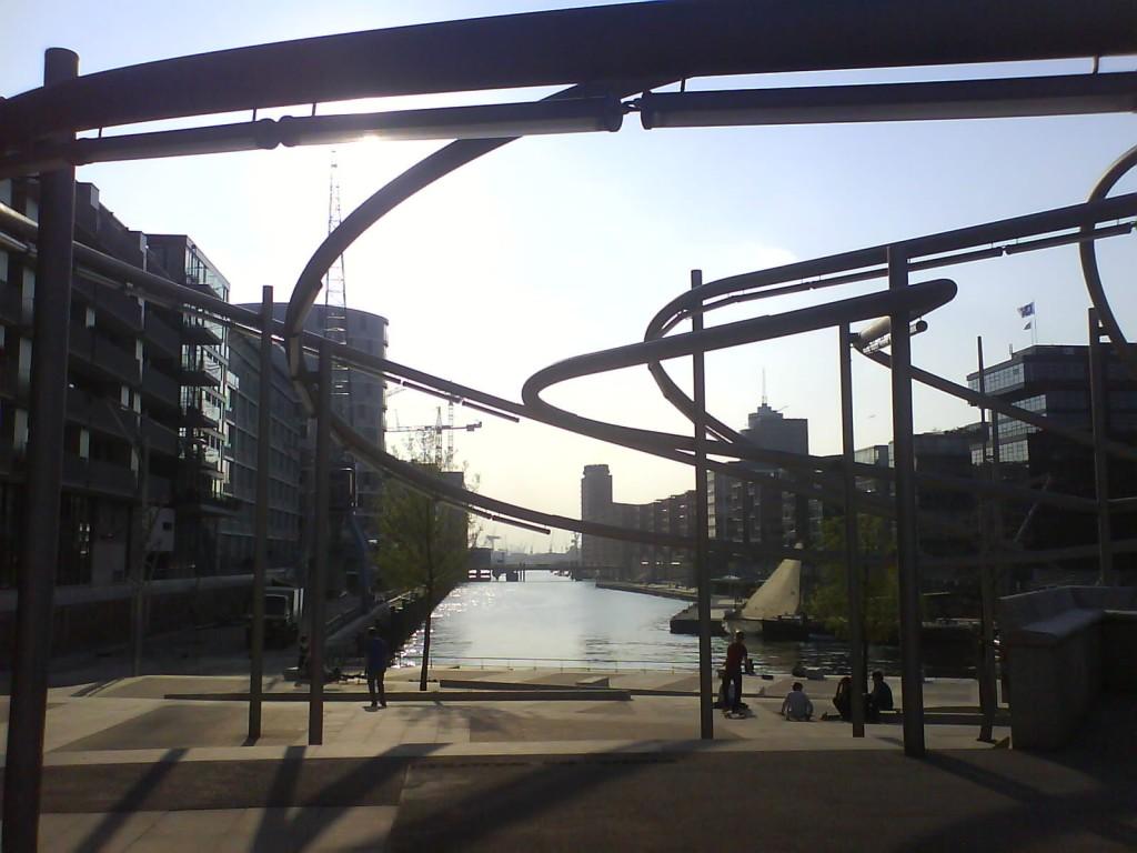 Magellan Terassen in HafenCity