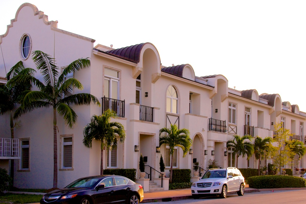 Coral Gables Townhouses