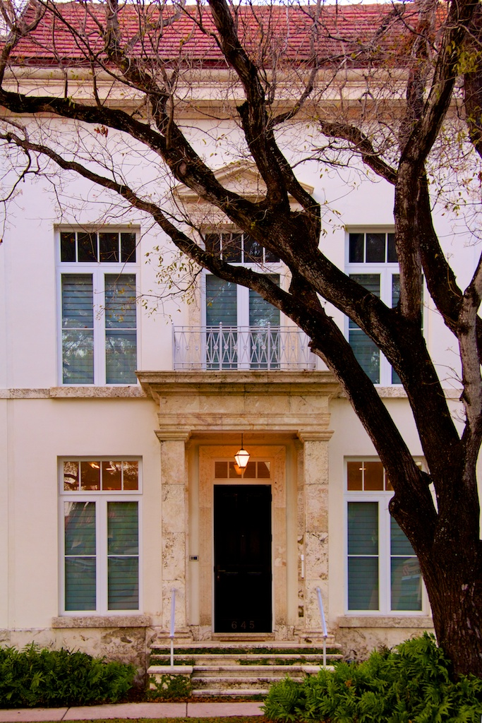 Coral Gables Row House