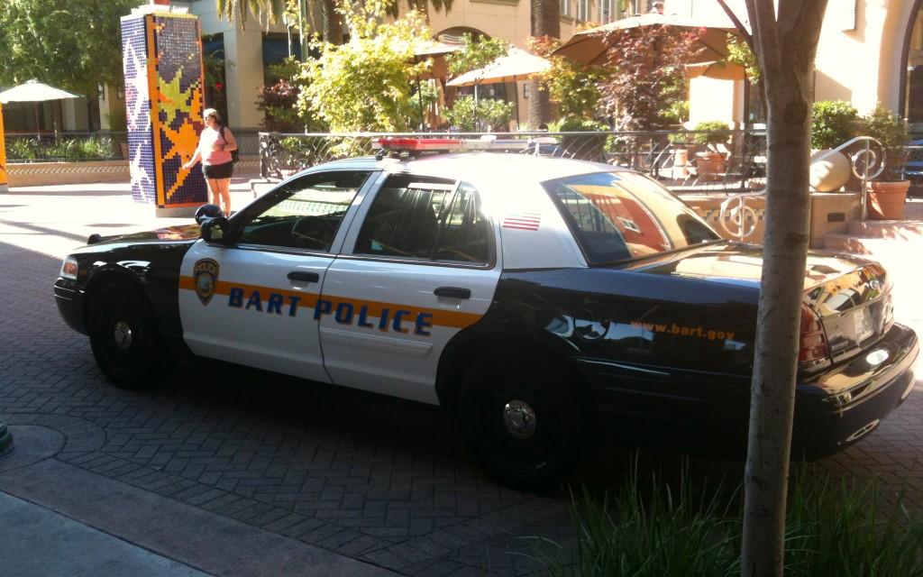 BART Police Car