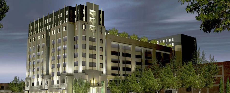 The University Of Nebraska, Lincoln Once Again A Hub For New Design