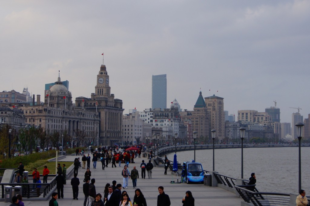 The Bund Shanghai