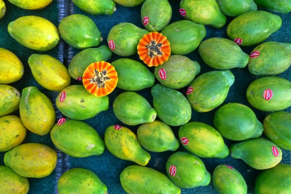 Papaya for Sale at the KCC Market!