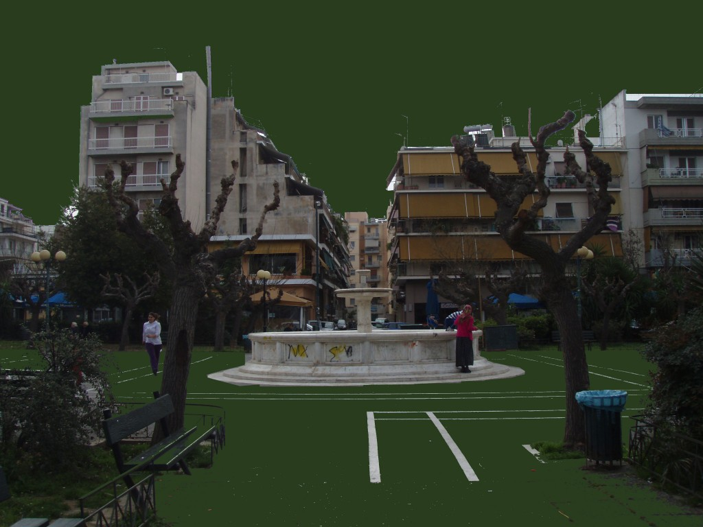 Bioclimatic Upgrading of Open Public Spaces in Athens, Greece