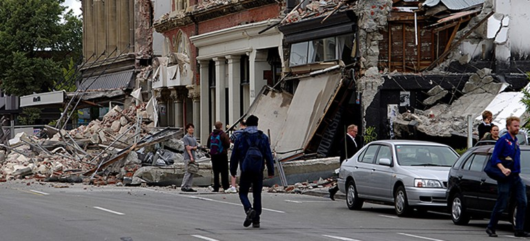 Shockproof: The Inspiring Redevelopment of Earthquake-Hit Christchurch, New Zealand